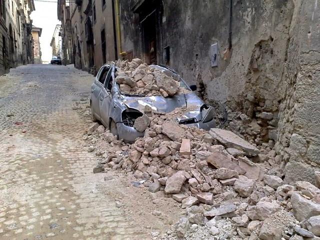 terremoto come difendersi