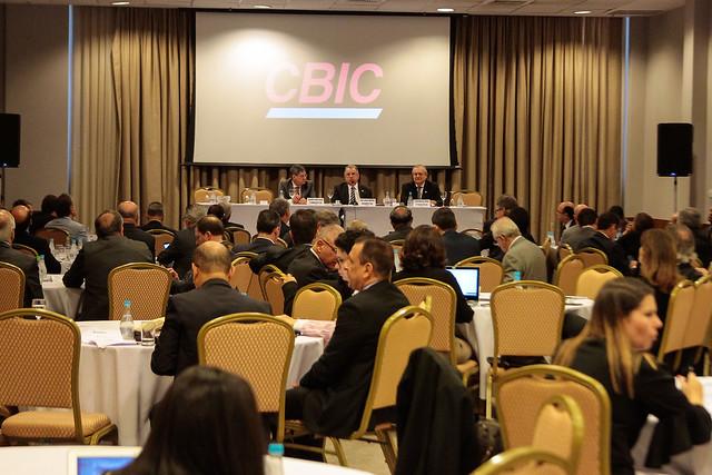 Reunião do Conselho de Administração da CBIC