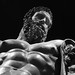 Superfluous masses of muscle