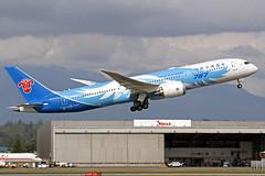 China Southern Boeing 787-91B B-1293 YVR 14-09-18