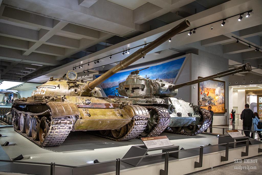 Военный музей китайской революции. Часть 3