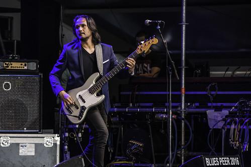 Basist Mojo Man Nederland