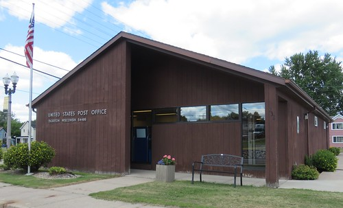 Post Office 54486 (Tigerton, Wisconsin)
