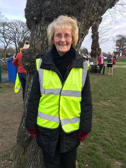 Anne Rogers - Volunteer Gold