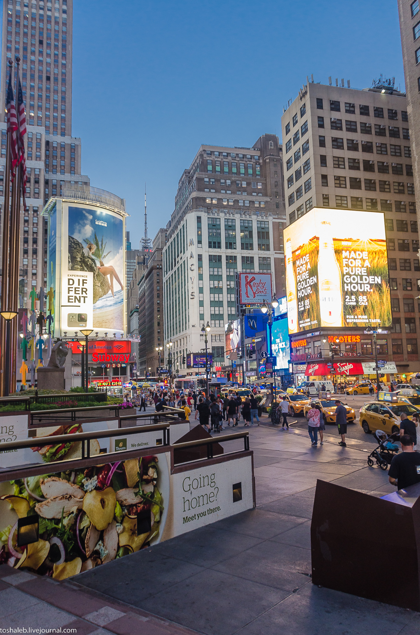 Нью-Йорк_Central Park_Times Square-80