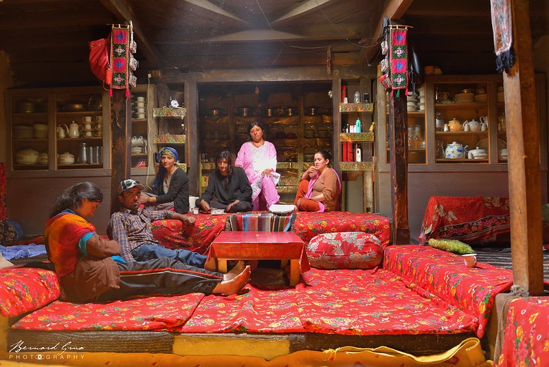Pakistan: Gojal, haute vallée de la Hunza
