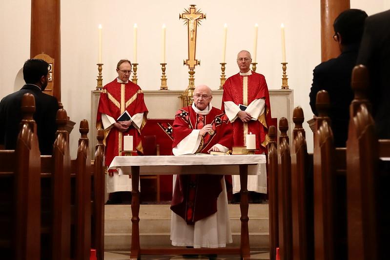 St Edmund Campion feast 2018 in Oxford