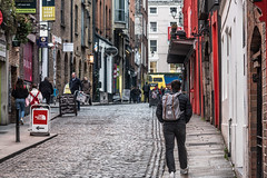 RANDOM IMAGES OF TEMPLE BAR IN DUBLIN [THE LEAD UP TO CHRISTMAS 2018]-146030