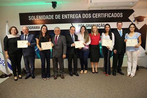 Solenidade de Entrega dos Certificados das Pós-Graduações (8)