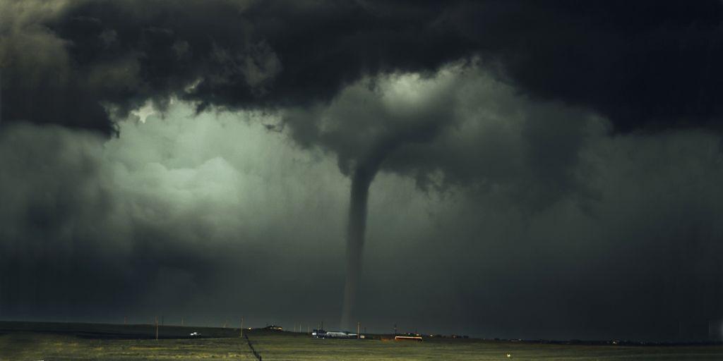 Les tornades ne se forment pas comme les météorologues le croyaient