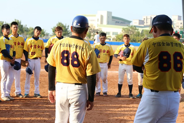 20181216大專棒球聯賽vs.成功大學