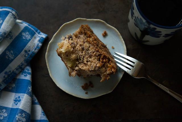 Apple Cake 4 1/2