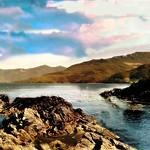 15. November 2018 - 23:14 - Coastline view