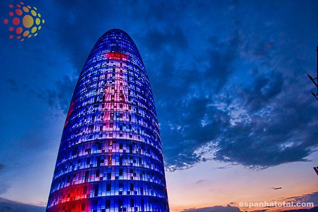 Torre Glòries, Barcelona