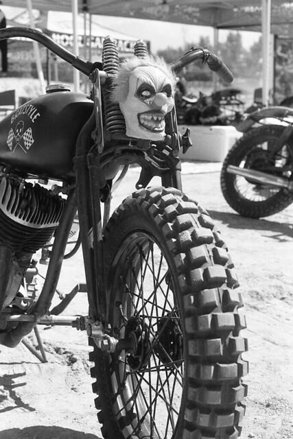 Hell on Wheels Halloween Hill Climb.