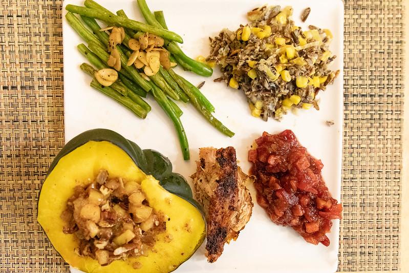 Belated Thanksgiving Dinner