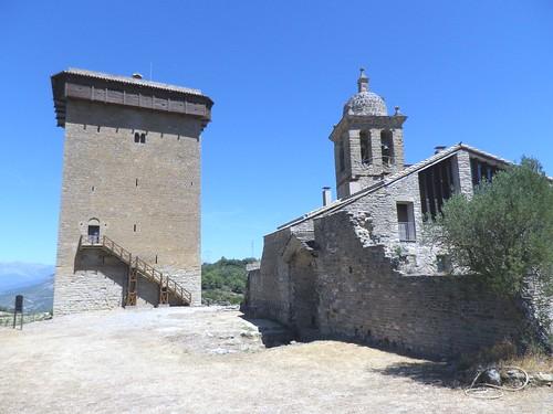 Castillo de Abizanda – Abizanda