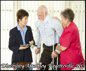 disability legal assistance in Fayetteville