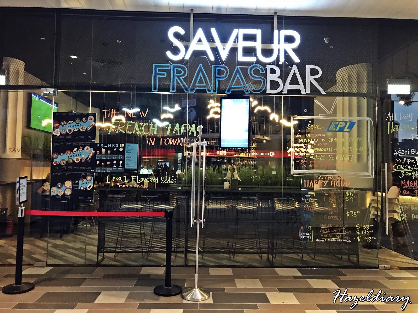 Frapasbar Saveur-Century Square