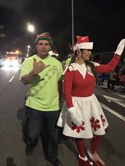 Hawaiian Electric at the West Oahu Electric Light Parade – Dec. 8, 2018 : Mele Kalikimaka!