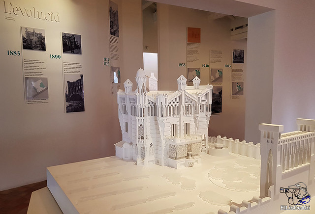Casa Vicens primera casa modernista diseñada por Gaudi (21)