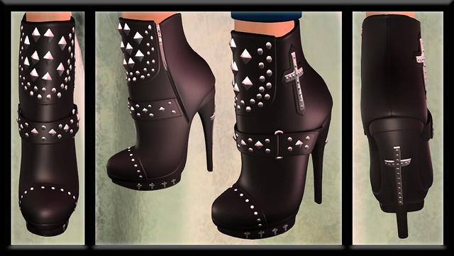 ASU - Fashionably Blue shoe
