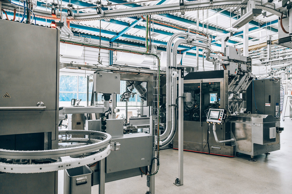 Производственная линия табачных стиков для IQOS (6)