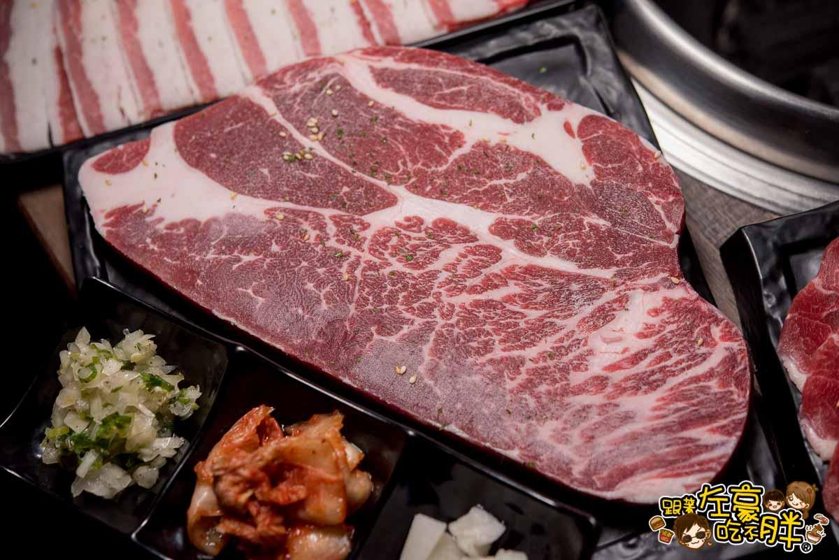 開烤Bar炭火精品燒肉吃到飽-16