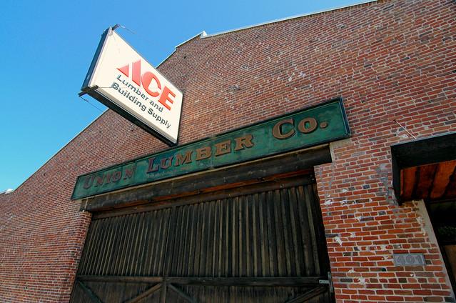 Union Lumber Co. Explored, Nikon D70, Tokina AT-X 124 AF PRO DX (AF 12-24mm f/4)