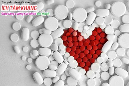 Suy tim cần điều trị bằng nhiều loại thuốc