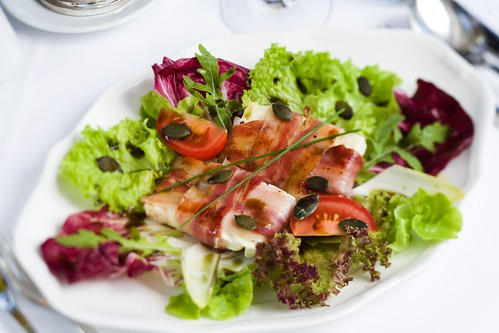 Köstliche und regionale Speisen