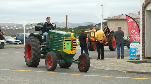 Oliver 77 Tractor.