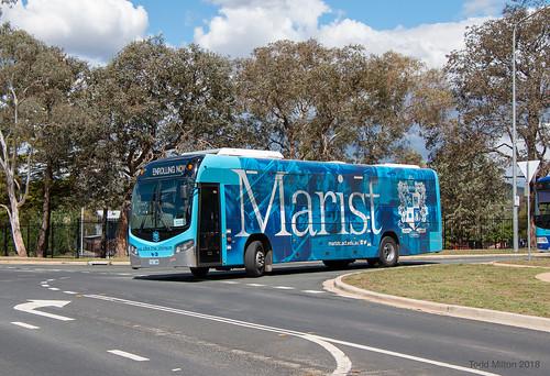 Marist College Iveco Delta School Bus