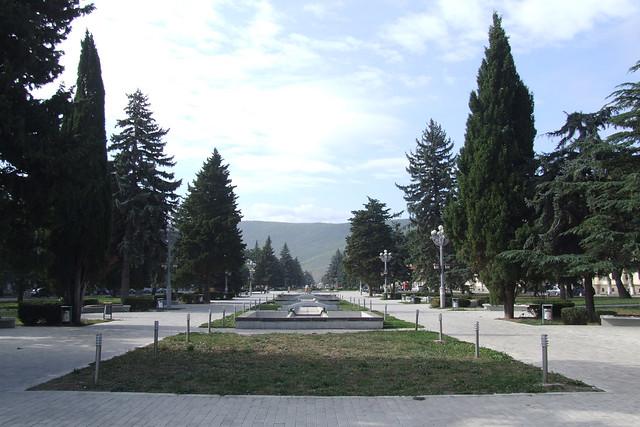 Stalin Avenue, 11.09.2013., Fujifilm FinePix S9500