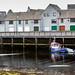 Thurso Harbour (River Thurso), Scotland. UK.