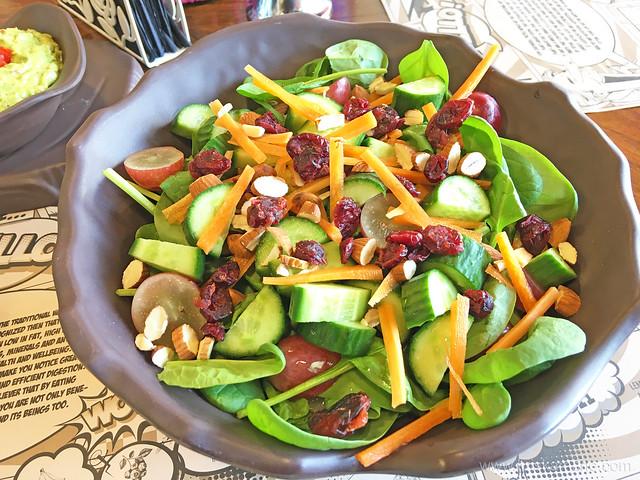 Kojo Salad from Seedology