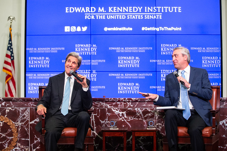 Getting to the Point with John Kerry