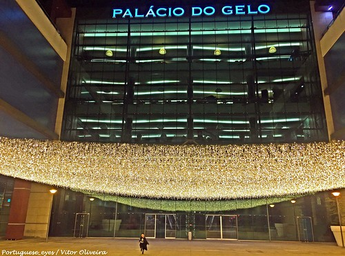 Shopping Center Palácio do Gelo - Viseu - Portugal 🇵🇹
