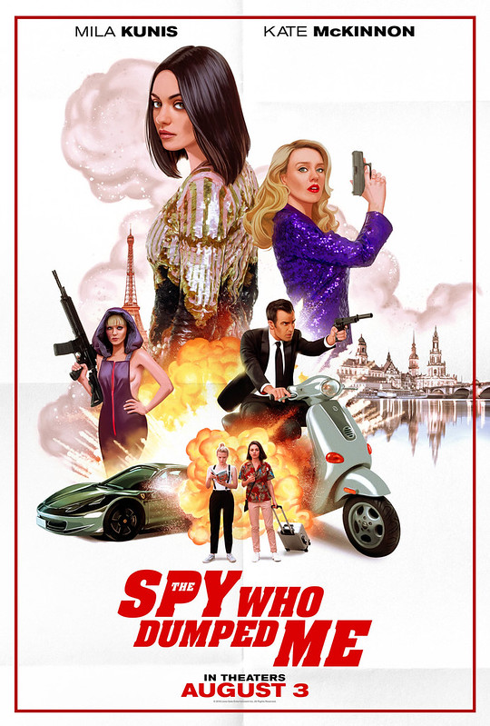 The Spy Who Dumped Me - Poster 19
