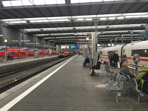 01 - Hauptbahnhof München