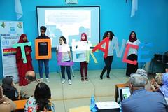 BRIDGE Student Exhibition in Algeria - Spring 2018(2)