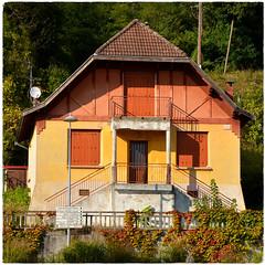 La maison rouge - Photo of Douvres