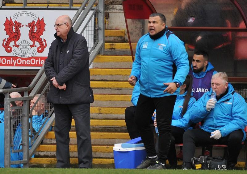VNL: Leyton Orient 3-0 Maidstone United