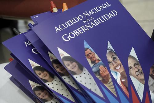 ASAMBLEA NACIONAL INVITA AL EVENTO ACUERDO NACIONAL POR LA GOBERNABILIDAD, QUITO 08 DE NOVIEMBRE DEL 2018