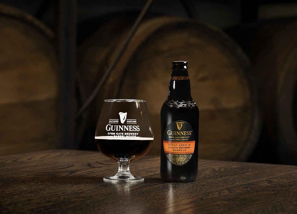 Guinness выпустил в США выдержанный в бочках стаут