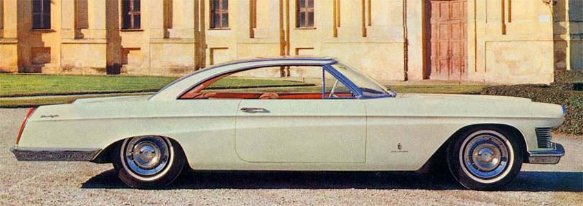 1959 Cadillac Starlight (Pininfarina) 6