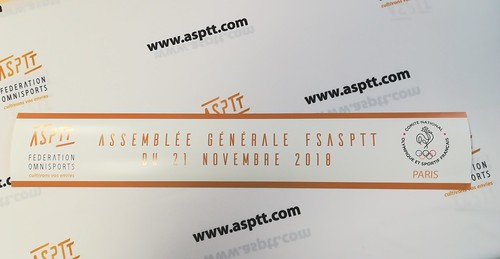 74e Assemblée Générale de L'ASPTT Fédération Omnisports