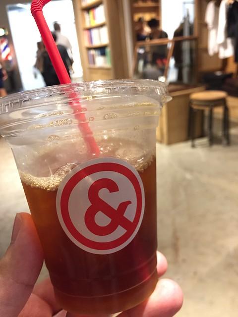 アンドコーヒー 日比谷
