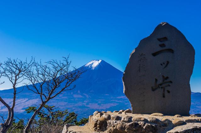 三ツ峠山(開運山)