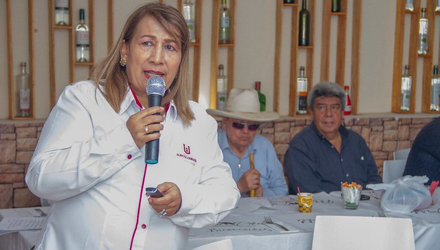 Rueda de Prensa Informe #100Días